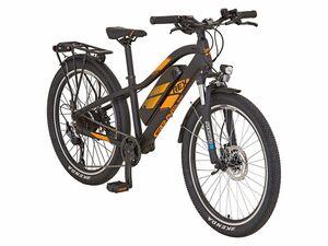 REX Jugend E-Bike Alu-ATB GRAVELER eTwentyfour, 24 Zoll