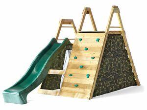 Plum® Holz Kletter Pyramide