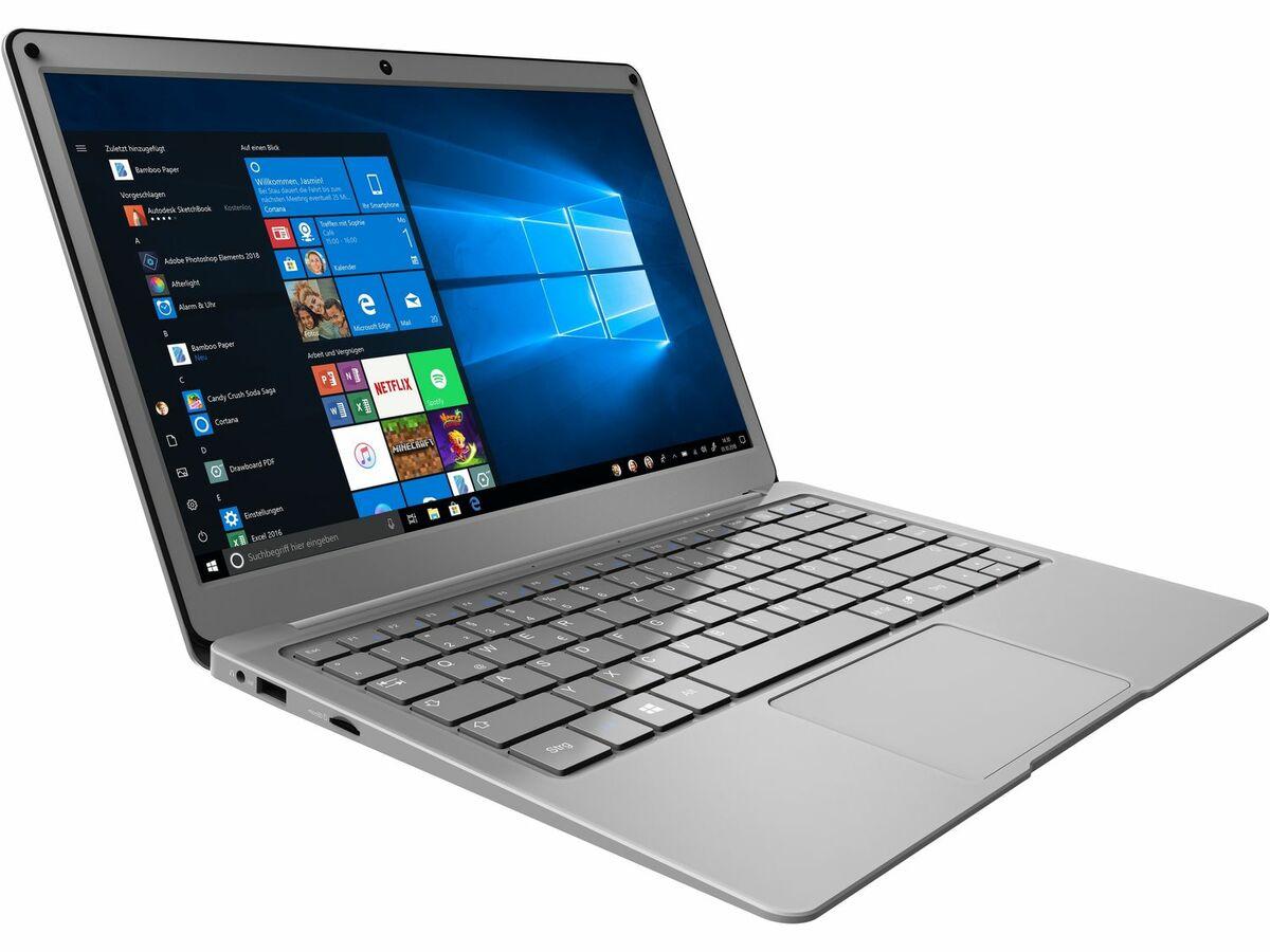 Bild 2 von Trekstor Notebook A13 P Laptop