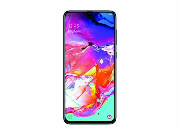 SAMSUNG Smartphone Galaxy A70 SM-A705F black