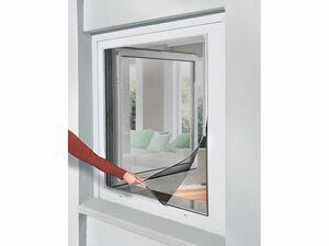 POWERFIX® Insektenschutzfenster Magnet, 110 x 130 cm