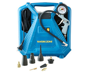 WORKZONE®  Mobiler Kompressor