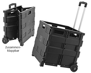 "EASY HOME®  ""Pack & go""-Trolley"
