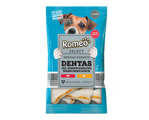 Romeo Select Dentas mit Füllung