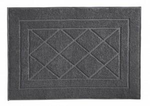 Kleine Wolke Frottier-Duschvorleger ,  anthrazit, 50 x 70 cm