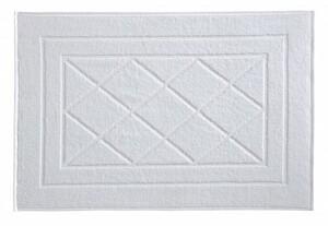 Kleine Wolke Frottier-Duschvorleger ,  weiß, 50 x 70 cm