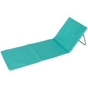 Strandmatte mit Rückenlehne