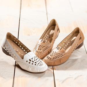 Lisanne Comfort Plus Sommer-Slipper