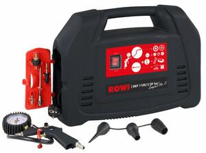 ROWI tragbarer Kompressor, 1100 W, ölfrei