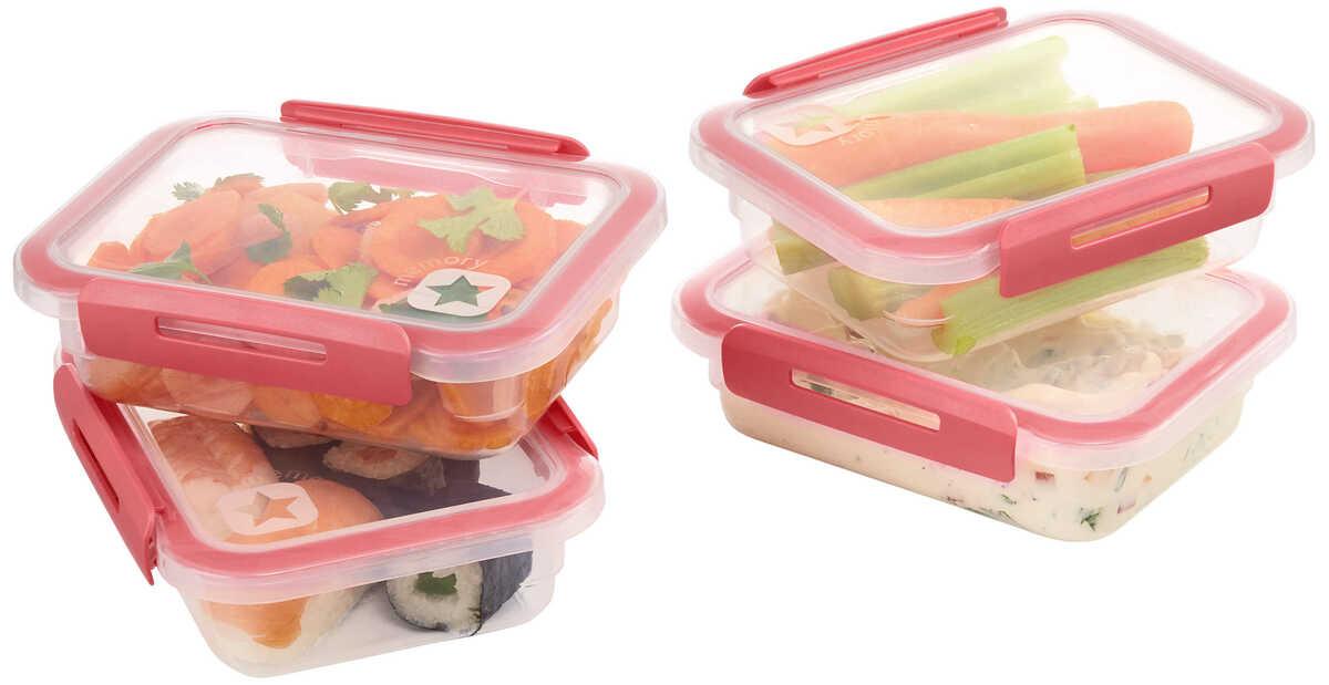 Bild 2 von ROTHO  Frischhaltedosen-Set