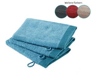 tukan 3 Waschhandschuhe