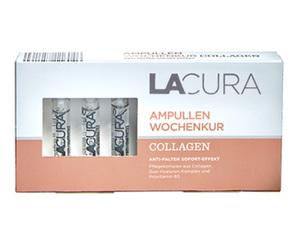 LACURA Ampullen Wochenkur Collagen