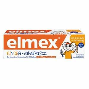 elmex Kinder-Zahnpasta 2-6 Jahre 3.98 EUR/100 ml