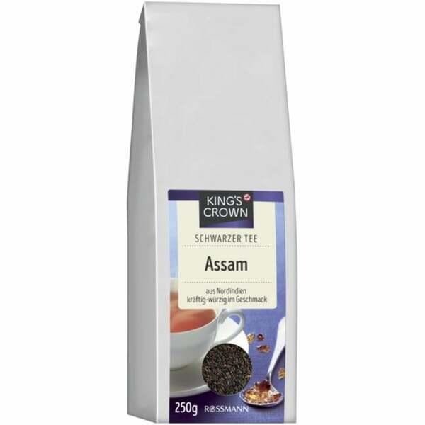 King´s Crown Schwarzer Tee Assam 1.00 EUR/100 g