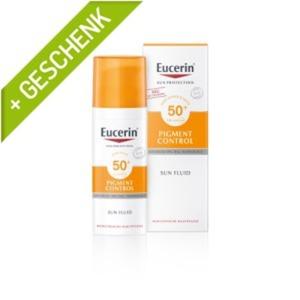 Eucerin Sun Fluid Pigment Control LSF 50