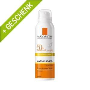 La Roche-Posay Anthelios Transparentes Spray XL LSF 50+ Körper Sonnenspray