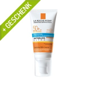 La Roche-Posay Anthelios Ultra LSF 50+ getönte Creme Gesicht Sonnenschutz