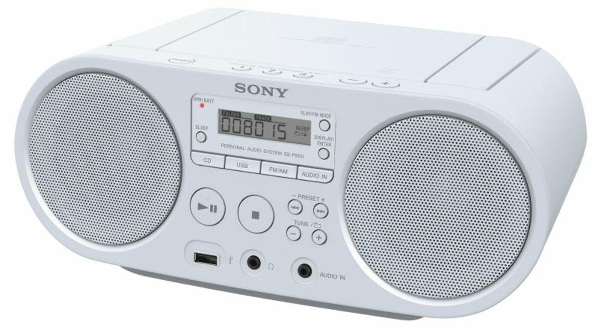 Bild 1 von Sony ZS-PS 50
