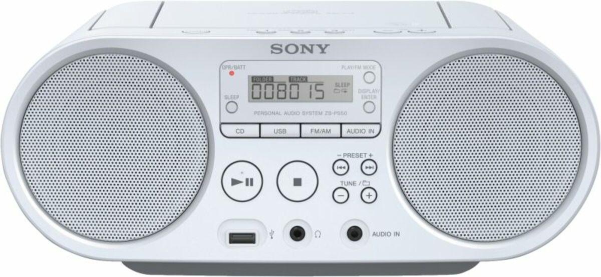 Bild 3 von Sony ZS-PS 50