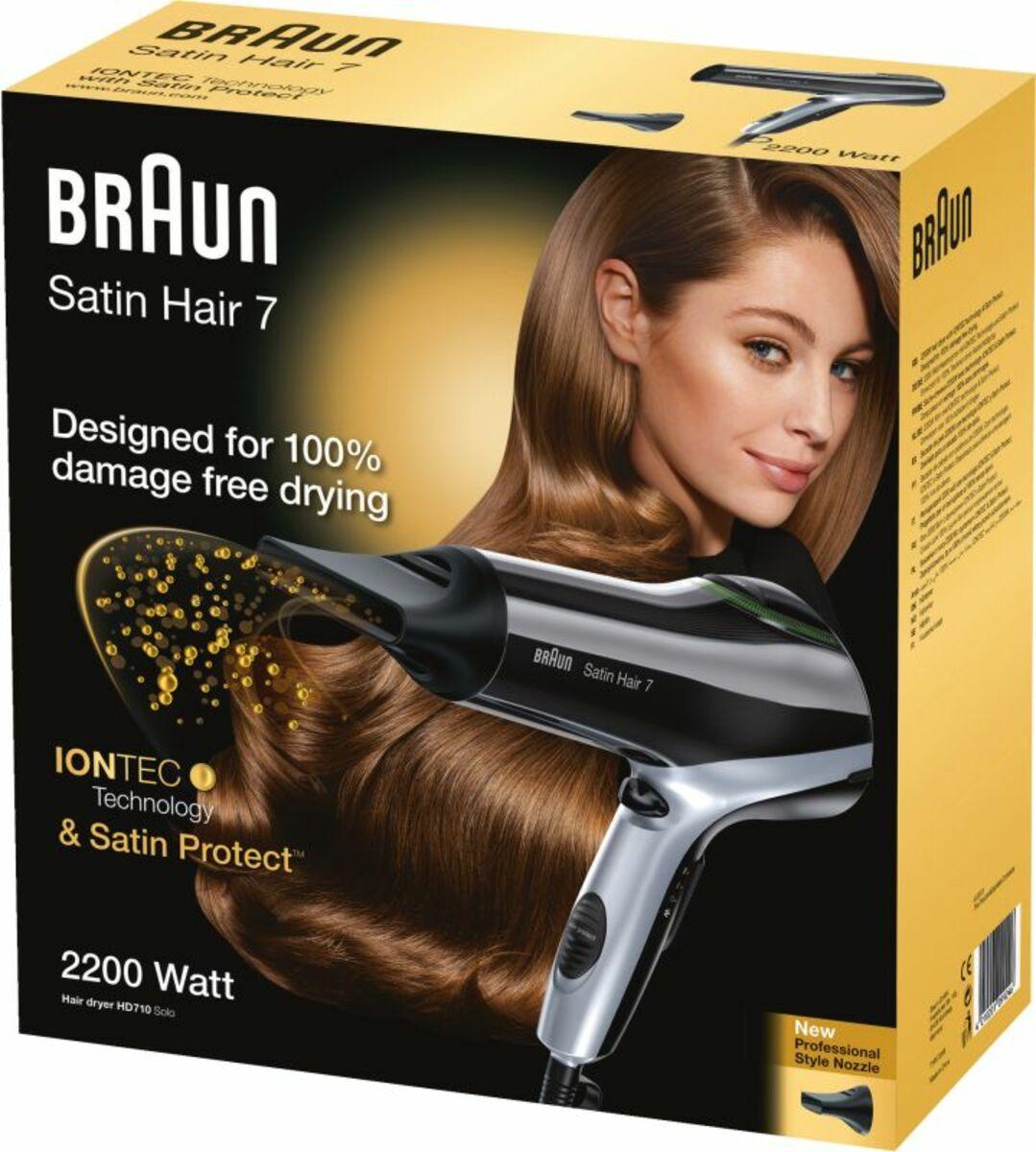 Bild 2 von Braun Personal Care HD 710 solo Satin Hair 7