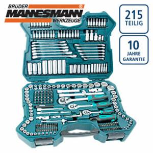 Werkzeugkoffer Mammut VGA/GS-geprüft, der komplette Bedarf rund ums Schrauben
