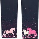 Bild 3 von Mädchen Leggings mit Pferde-Print