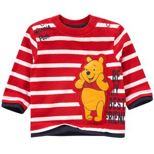 Winnie Puuh Newborn Langarmshirt mit Streifen