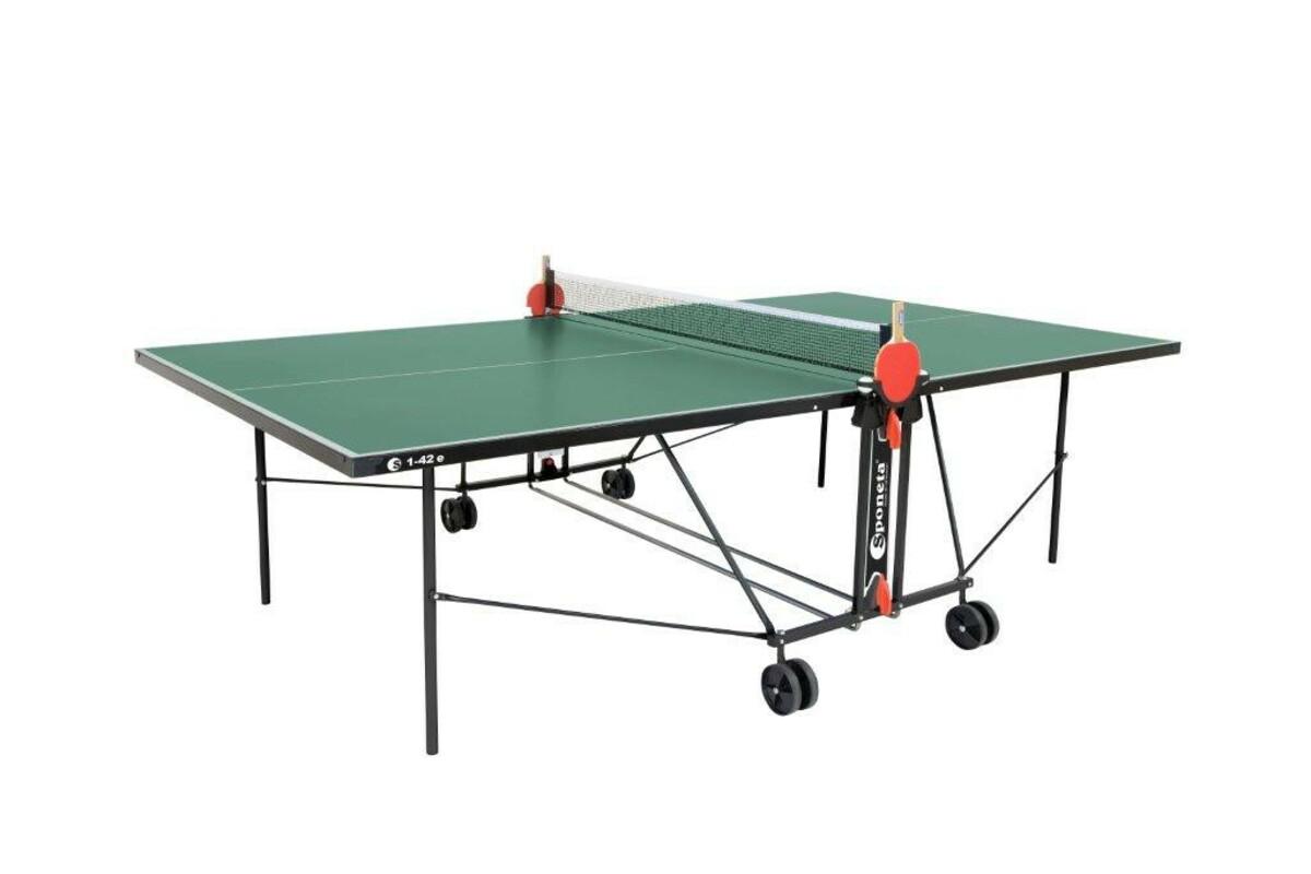 Bild 1 von Sponeta Tischtennisplatte S 1-42 e, Grün