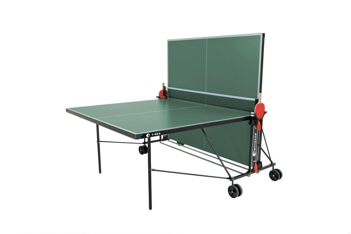 Bild 2 von Sponeta Tischtennisplatte S 1-42 e, Grün