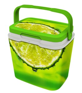 Casa Royale Kühlbox 29 Liter, Lemon