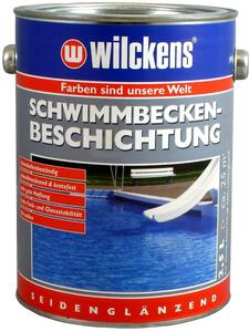 Wilckens Schwimmbecken-Beschichtung Poolblau