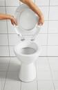 Bild 2 von badkomfort Hochglanz-WC-Sitz, Schild
