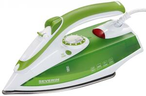 SEVERIN Dampfbügelautomat, weiß-grün 2200 W BA3242