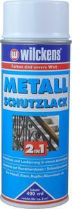 Wilckens Metall-Schutzlack Spray 2in1 Weiß