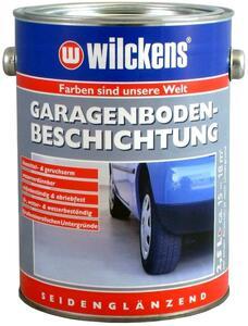 Wilckens Garagenboden-Beschichtung Kieselgrau