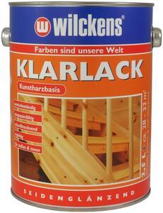 Wilckens Klarlack seidenglänzend