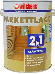 Wilckens 2in1 Parkettlack glänzend