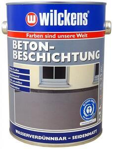 Wilckens Betonbeschichtung LF Silbergrau