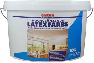 Wilckens Latexfarbe hochglänzend 10l