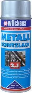 Wilckens Metall-Schutzlack Spray 2in1 Silber