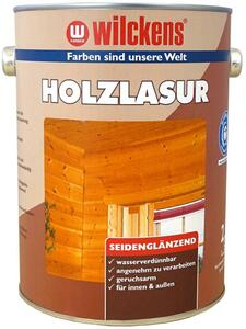 Wilckens Holzlasur LF Basaltgrau