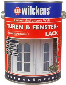 Wilckens Türen- und Fensterlack weiß