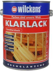 Wilckens Klarlack hochglänzend