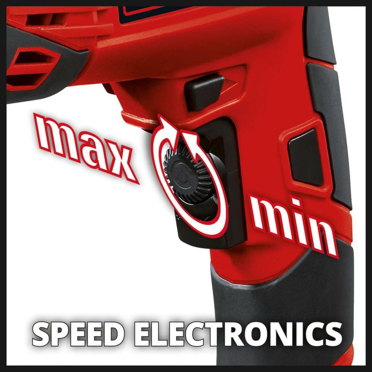 Bild 5 von Einhell Schlagbohrmaschinen-Kit Schlagbohrmaschinen-Set TC-ID 1000 E Kit