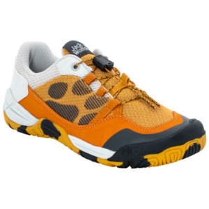Jack Wolfskin Kinder Freizeitschuhe Jungle GYM Low Kids 38 jaguar