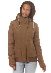ragwear Ewok - Jacke für Damen - Braun