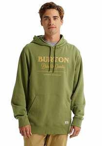Burton Durable Goods - Kapuzenpullover für Herren - Grün