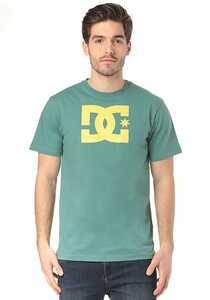 DC Star - T-Shirt für Herren - Grün