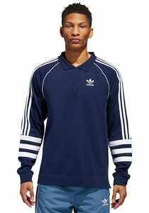 adidas Originals Auth Rugby - Oberbekleidung für Herren - Blau