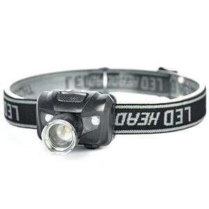 ELYTRON Stirnlampe Z33, schwarz